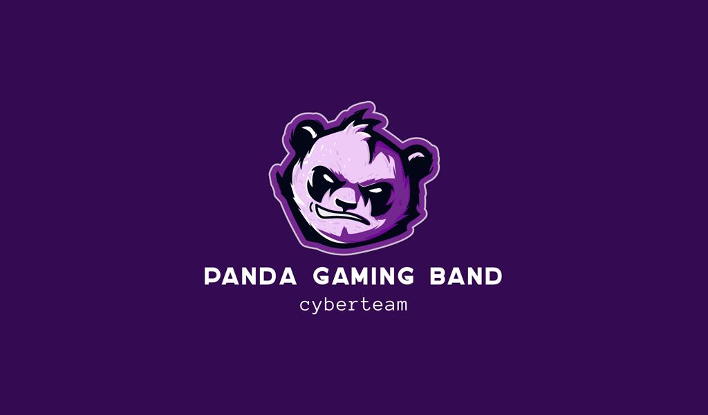 panda oyun logosu