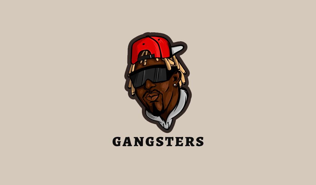 gangster oyun logosu