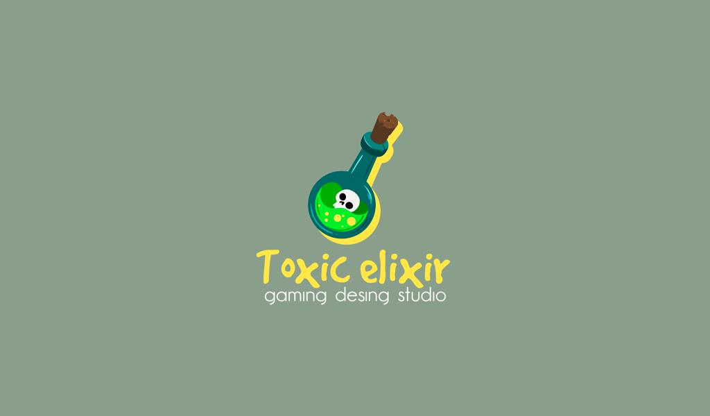 toksik oyun logosu
