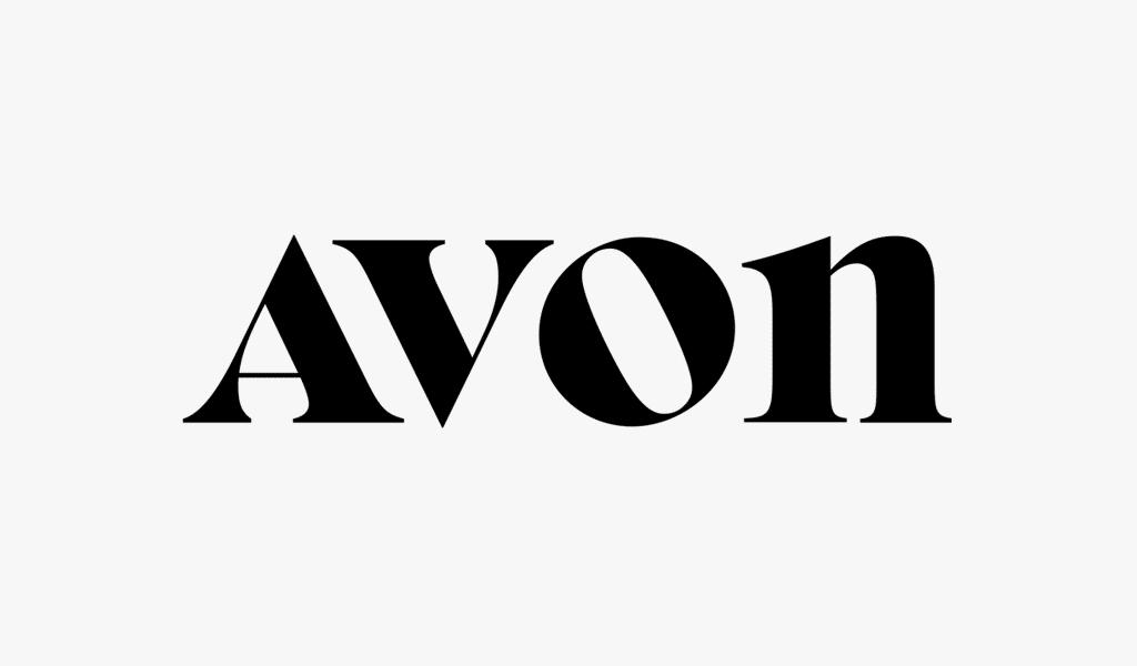 Avon primäres Logo