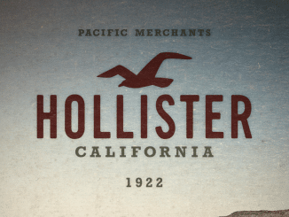 Hollister logo cover