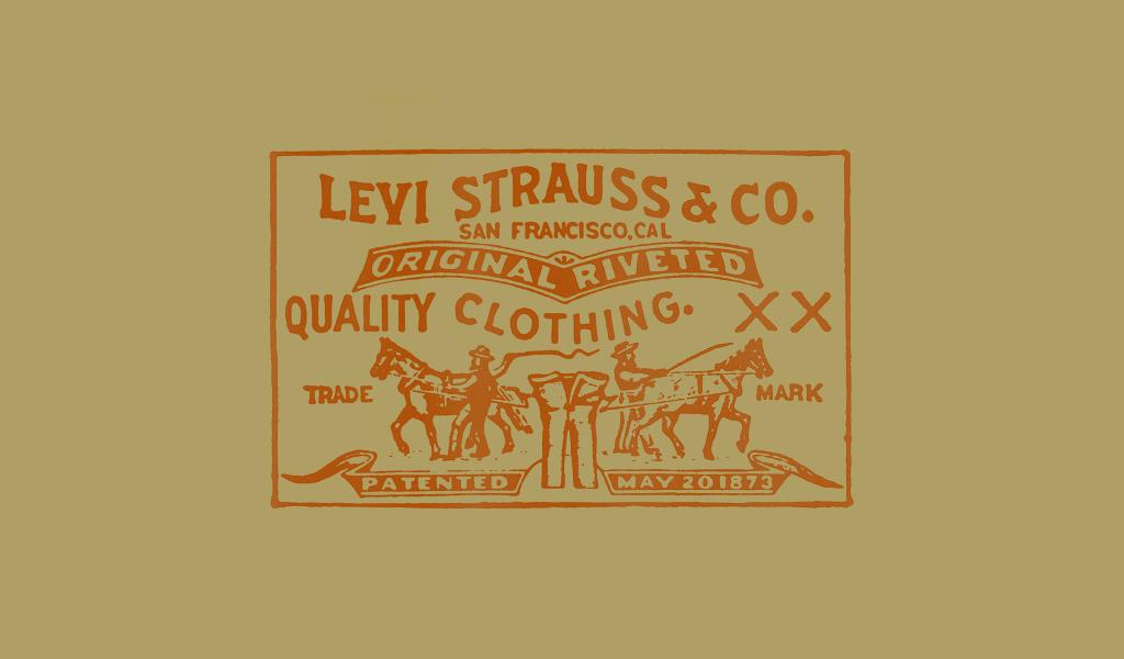 Levis old logo