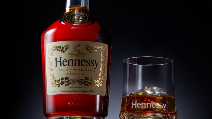 Hennessy Bottle