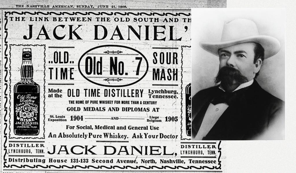 Jack Daniels Logo Meaning And History Turbologo Logo Maker