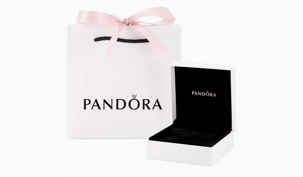 Pandora logo cover