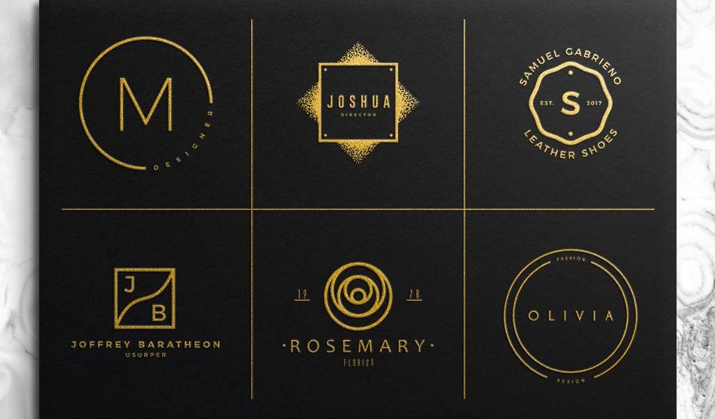 minimalistic logos 1