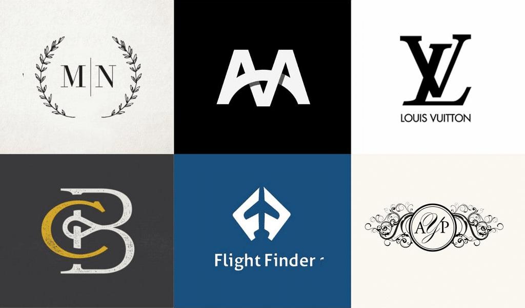 Monogram logo ideas 2