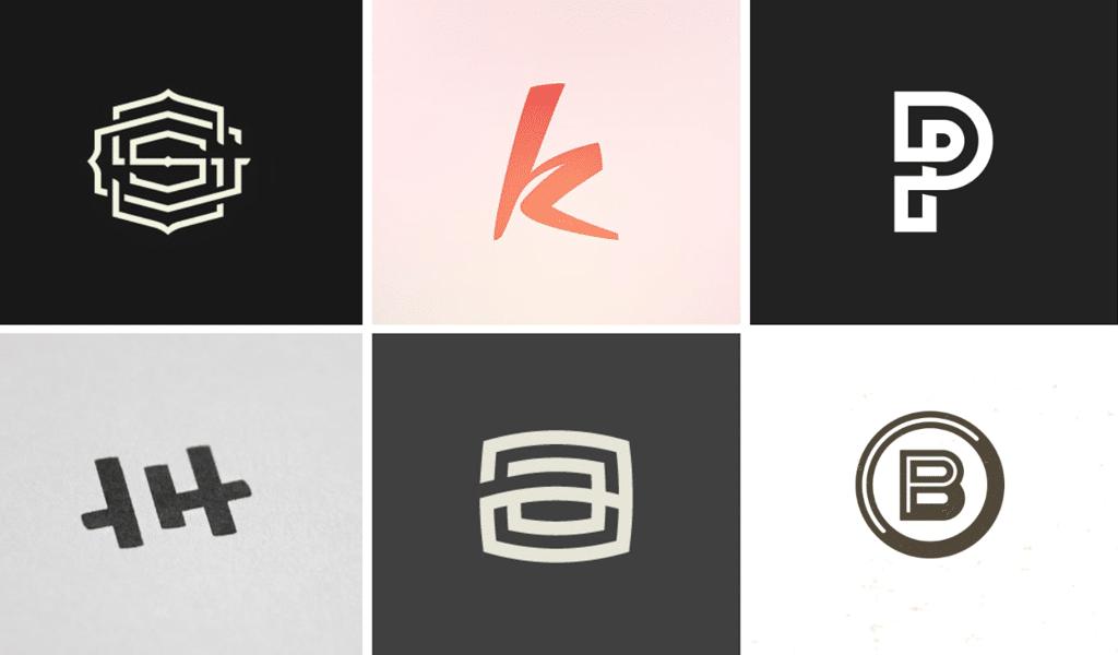 Monogram logo ideas