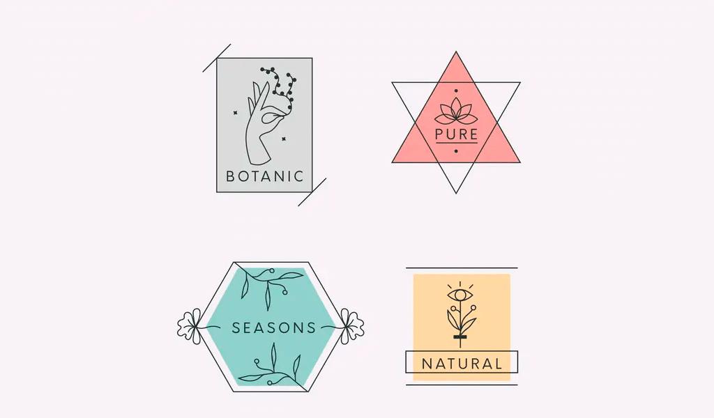 Pastell Logos
