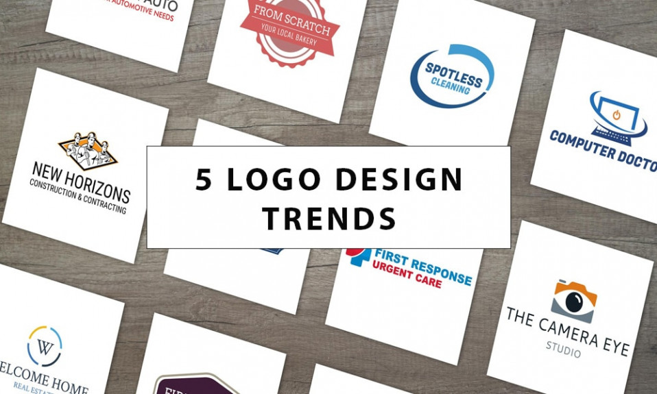 5 Logo Design Trends of 2020