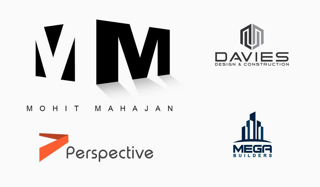 Logotipo da perspectiva
