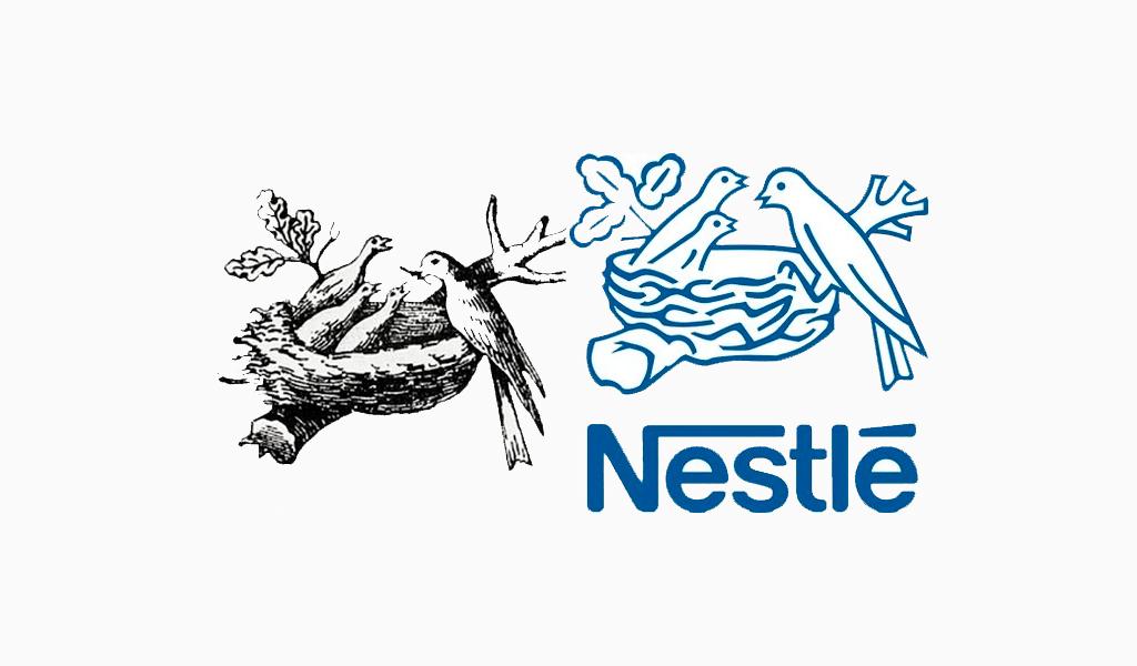 Rebranding da Nestlé