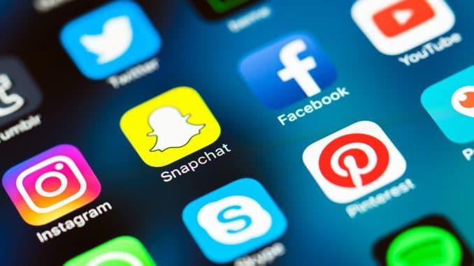 Logo on Social Media