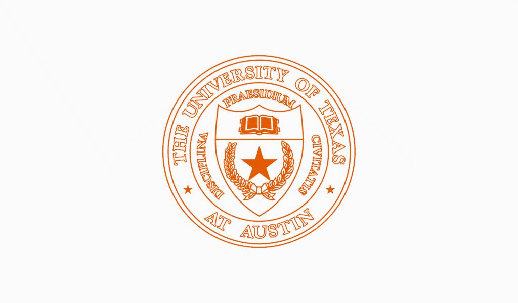 Logo der Universität von Texas