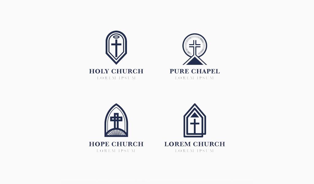 Logotipos de iglesias