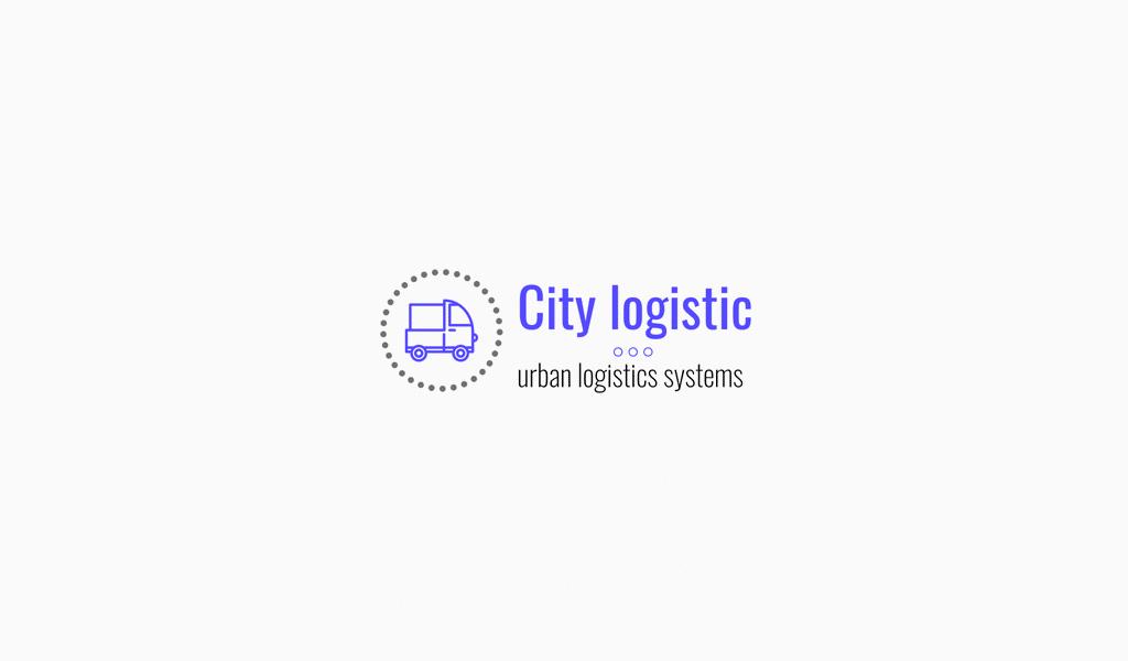 Logotipo de entrega
