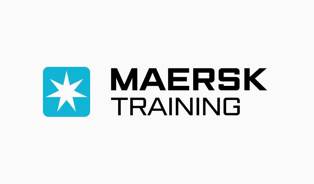 Logotipo da Maersk