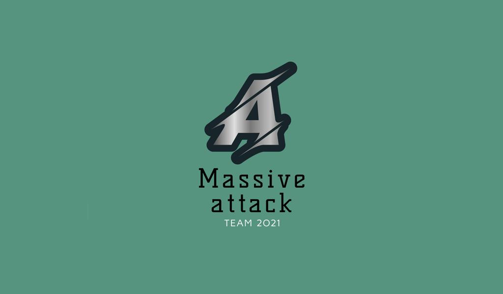 Buchstabe A Gaming-Logo