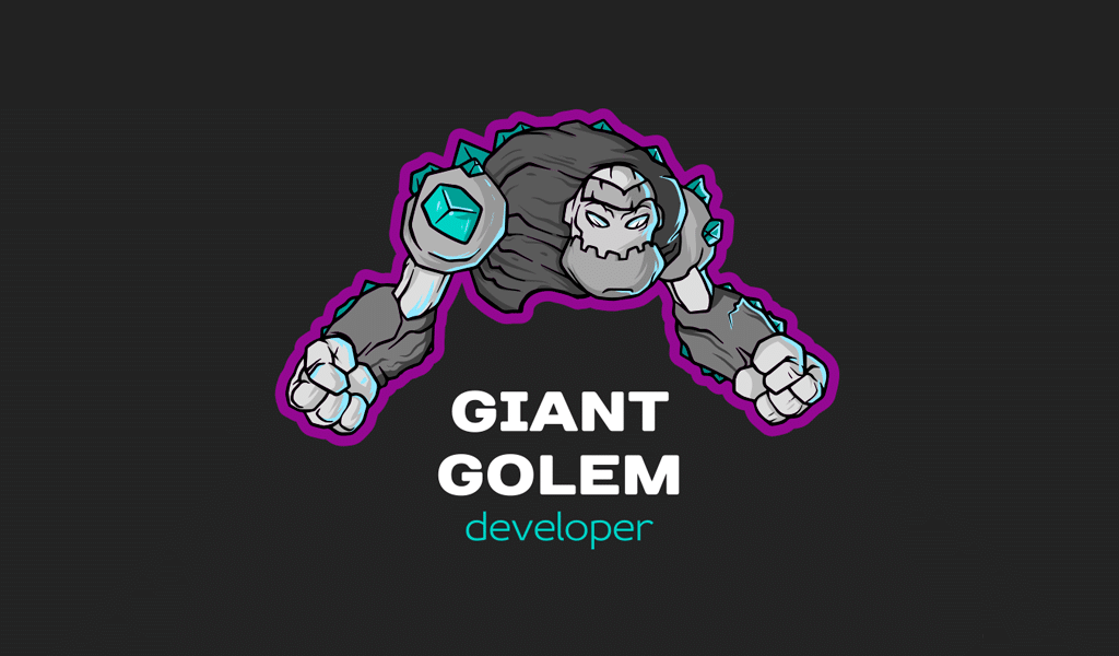 Riesengolem Gaming Logo