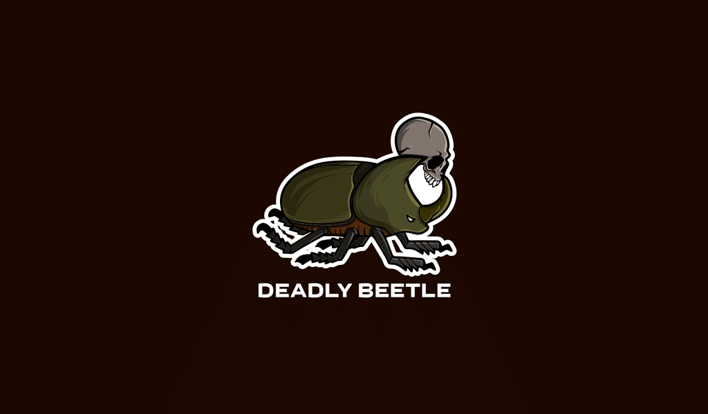 Bug-Gaming-Logo